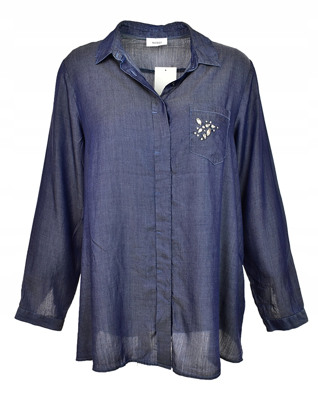 lBS7242 koszula z dżetami 48/50