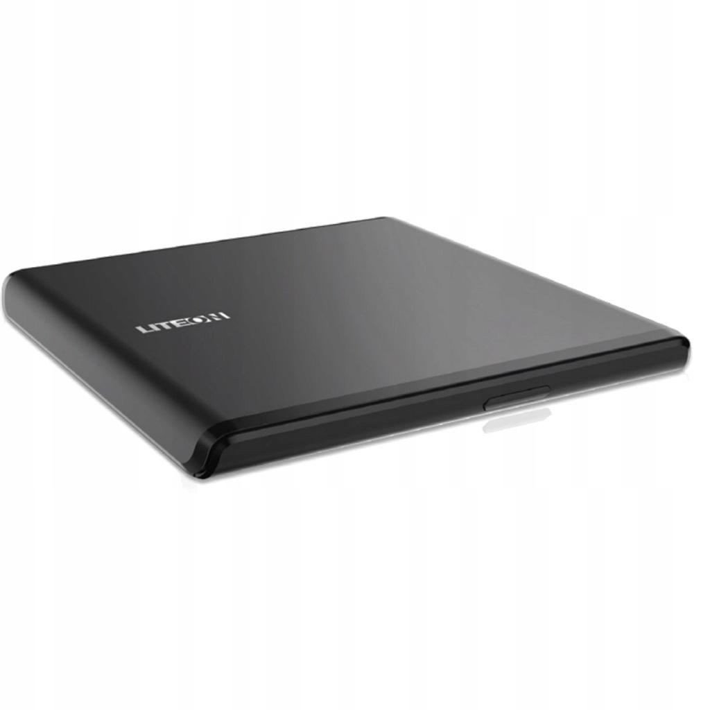 Nagrywarka DVD Lite-On ES1 Ultra-Slim Black USB