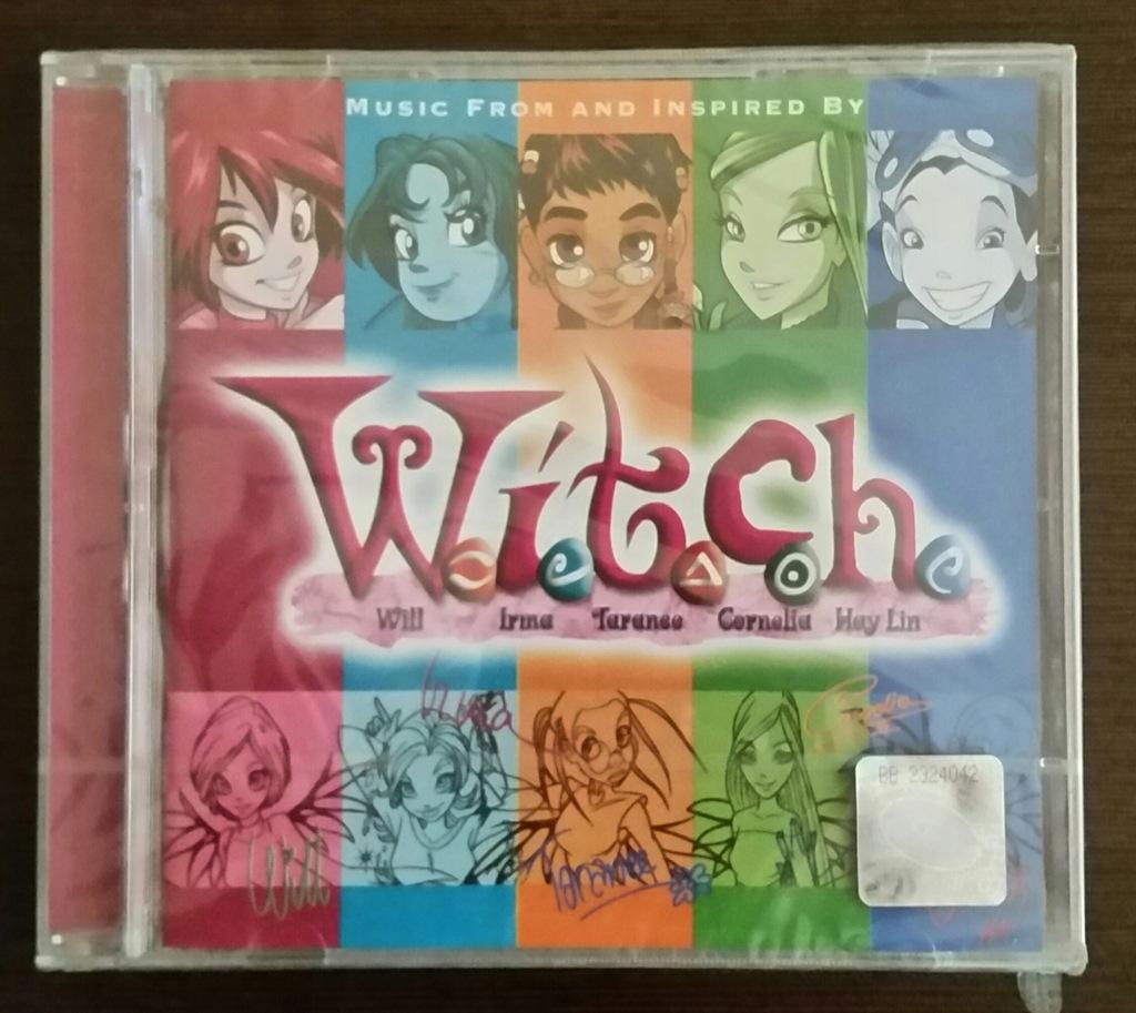WITCH - W.I.T.C.H. - CD