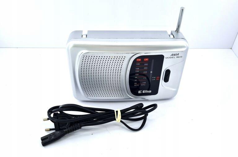 RADIO ANIA 9608 SREBRNE