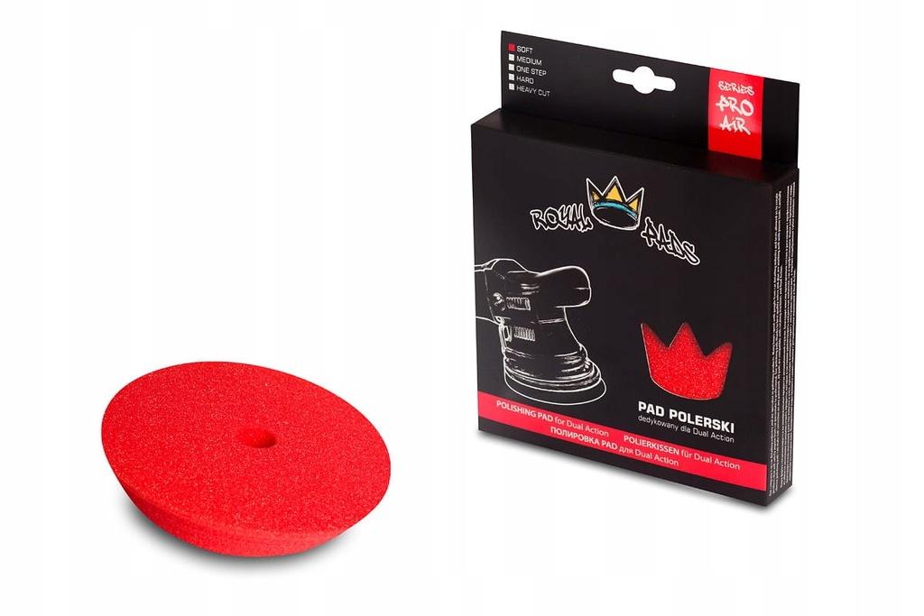 Royal Pads AIR Soft Pad DA 150mm Gąbka POLERSKA!