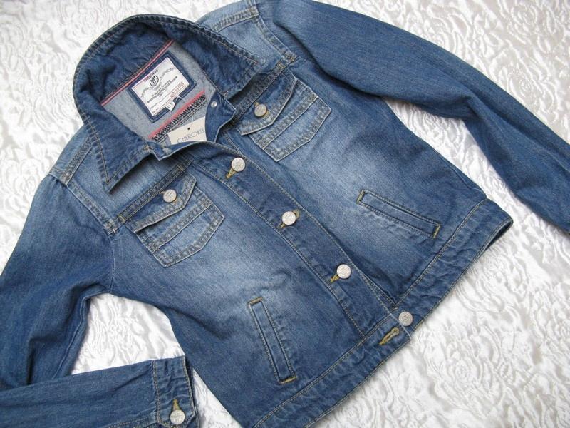 Cherokee Katana kurtka jeansowa 140 146 NOWA