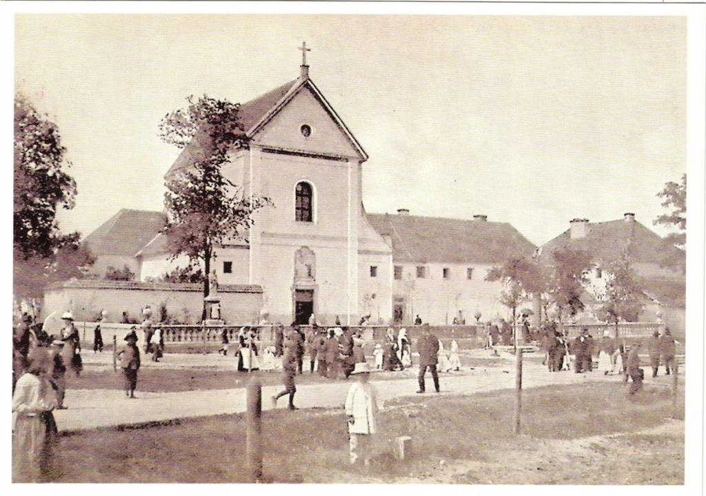 Rozwadów.Kościół i klasztor o.o.Kapucynów(reprint)
