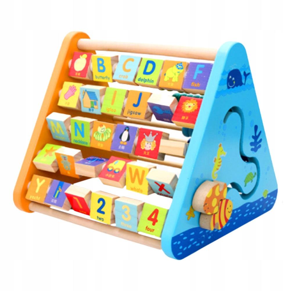 1 Zestaw Drewniane Zabawki Edukacyjne Dla Dzieci S 9602948455 Oficjalne Archiwum Allegro