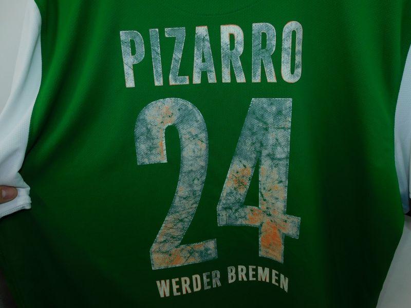 Nike Werder Brema Pizarro koszulka klubowa XL