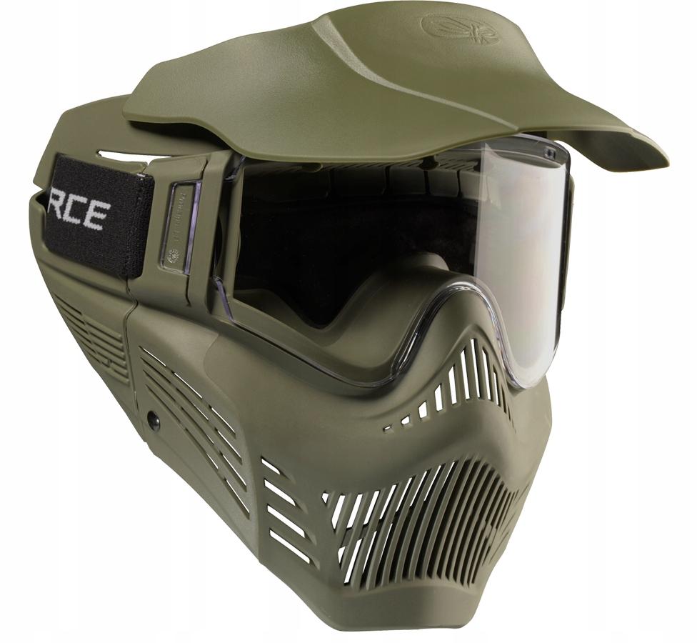 Maska Vforce Armor Single - Olive