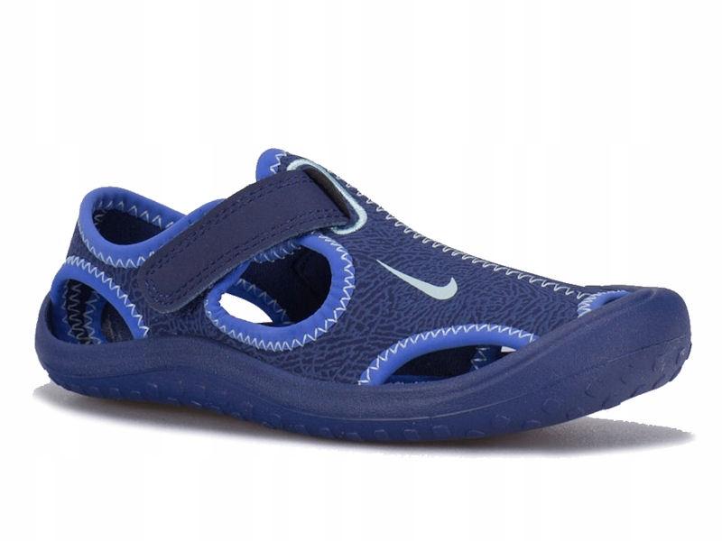 Sandaly Dzieciece Nike Sunray 903631 400 R 28 7147114527 Oficjalne Archiwum Allegro