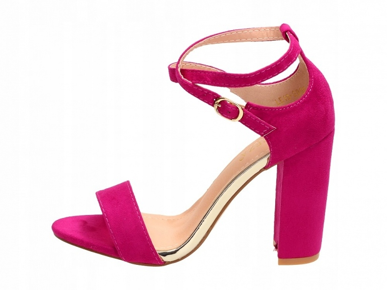 Sandały, buty damskie VINCEZA 2896 FUKSJA r38
