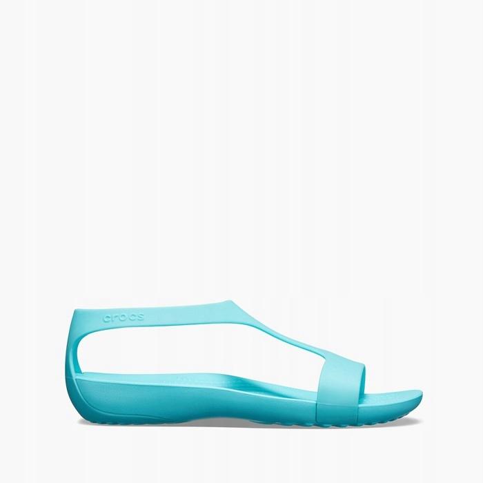 Klapki Crocs Serena Sandal 205469 POOL 34,5