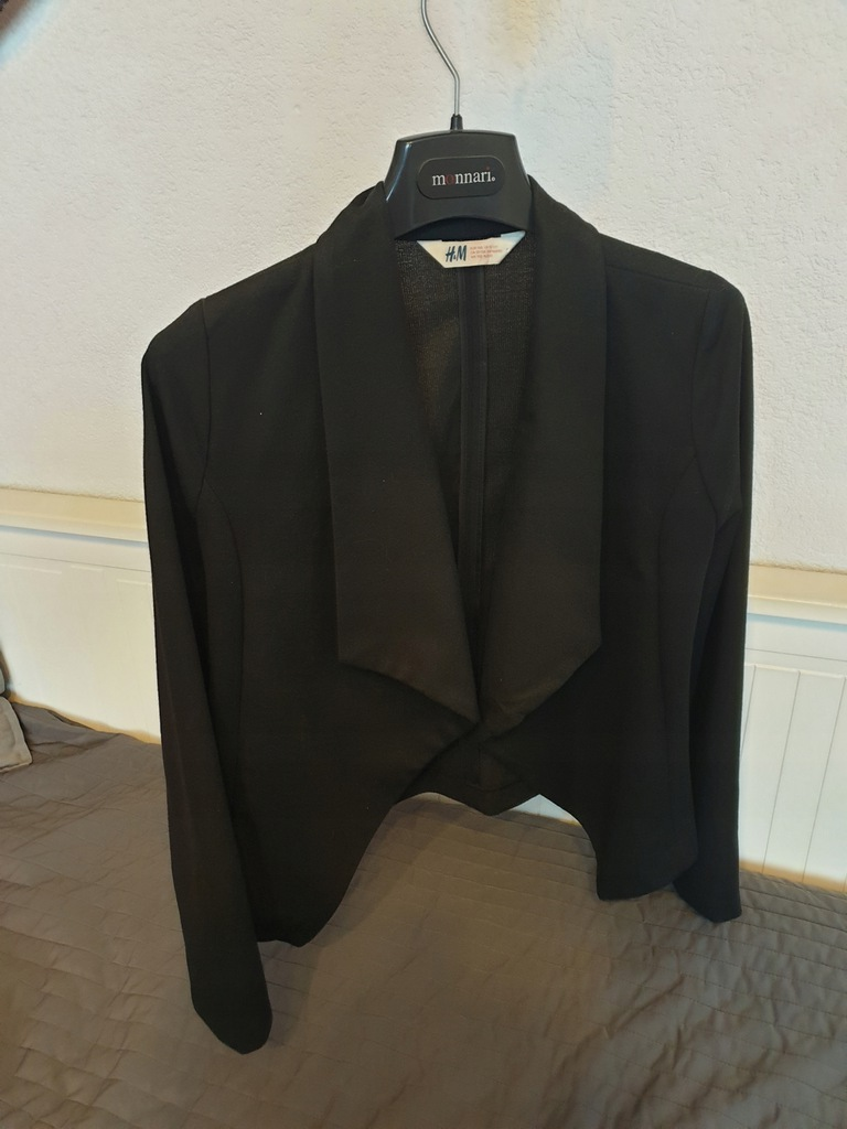H&M Bolerko i 2 koszule roz 158cm ładny zestaw