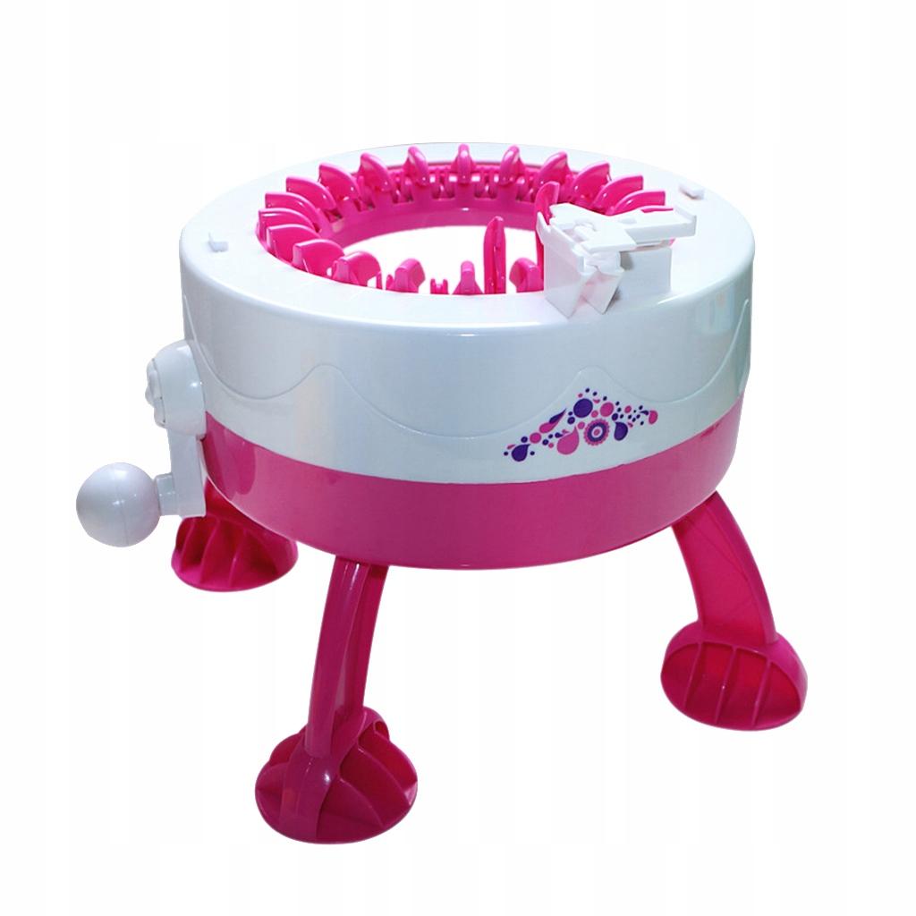 Dziewiarskie zabawki dla dzieci