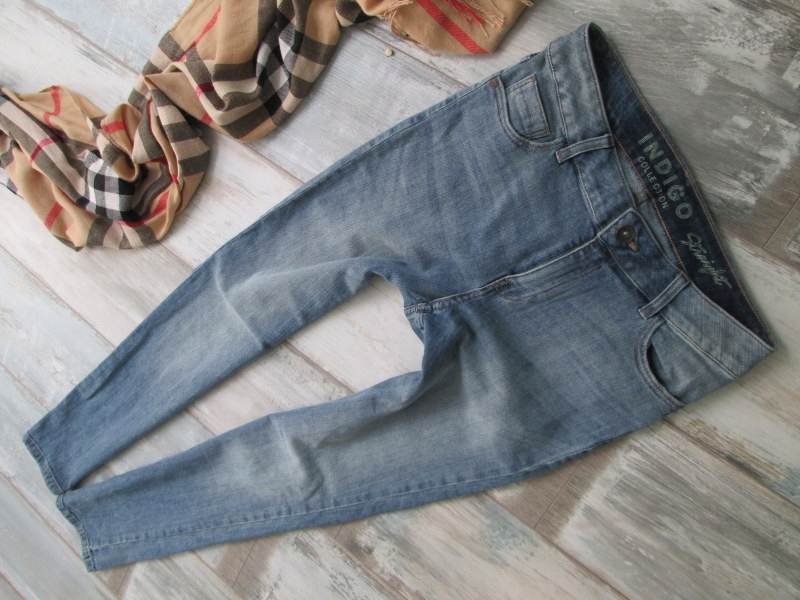 MARKS SPENCER___WYSOKIE jeans HAIGH WAIST__38 M