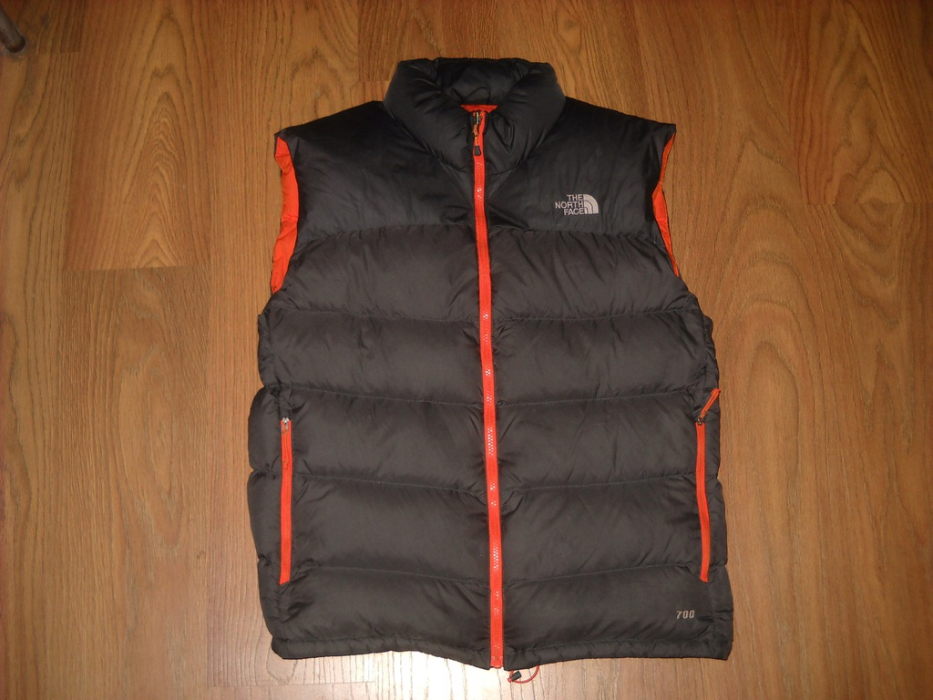 THE NORTH FACE DUCK DOWN 700 KAMIZELKA XL