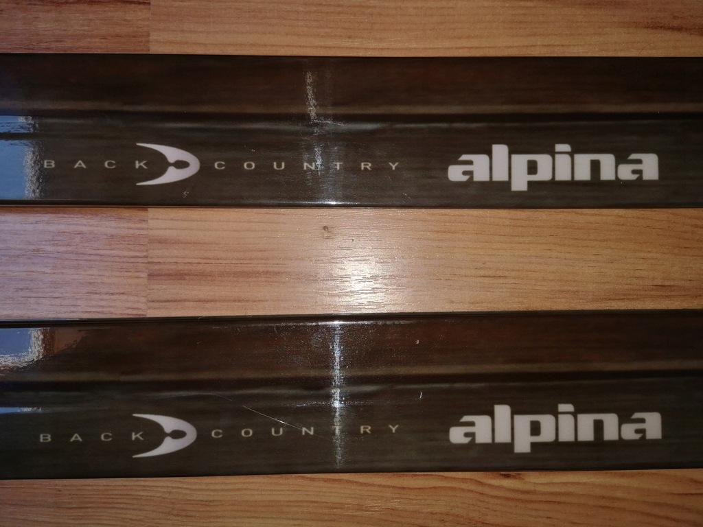 Narty biegowe Backcountry BC Alpina Woody 180cm