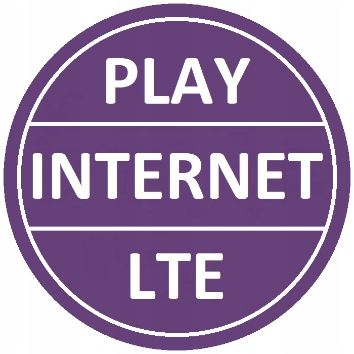INTERNET LTE BEZ LIMITU W PLAY NA KARTĘ