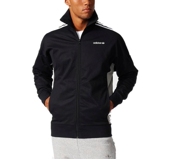 Adidas bluza dresowa Challenger czarna BK5915 XL