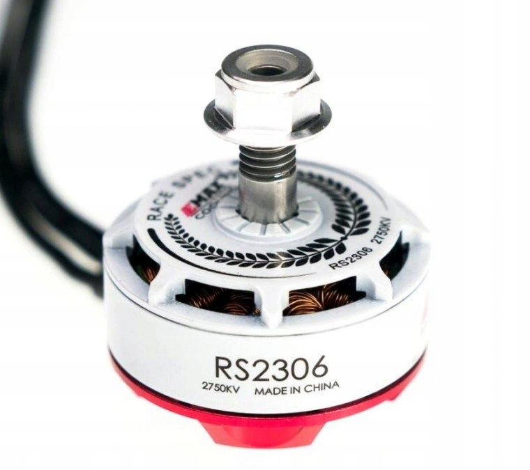 Silnik EMAX RS2306 2400KV RaceSpec White Editon