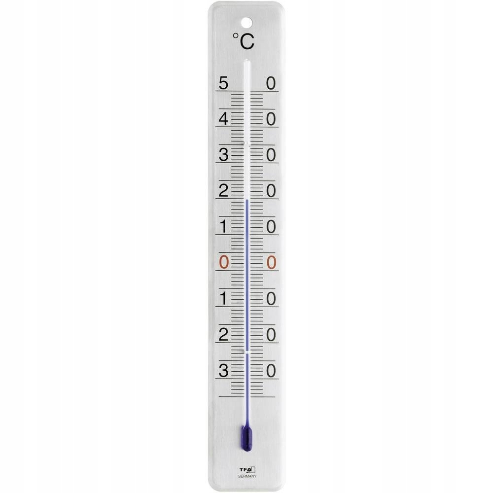 Termometr TFA Dostmann czytelne duże cyfry