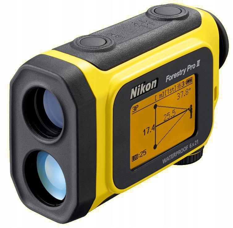 Dalmierz laserowy Nikon Forestry Pro II CHORZÓW