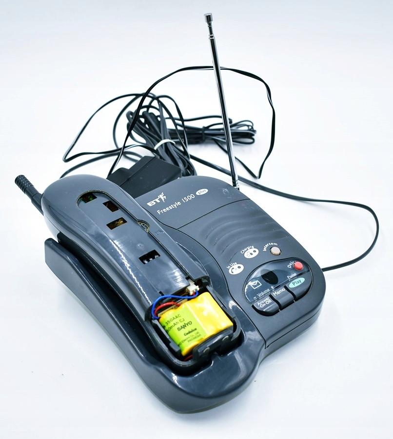 6256-20 BT FREESTYLE 1500 a#g TELEFON STACJONARNY