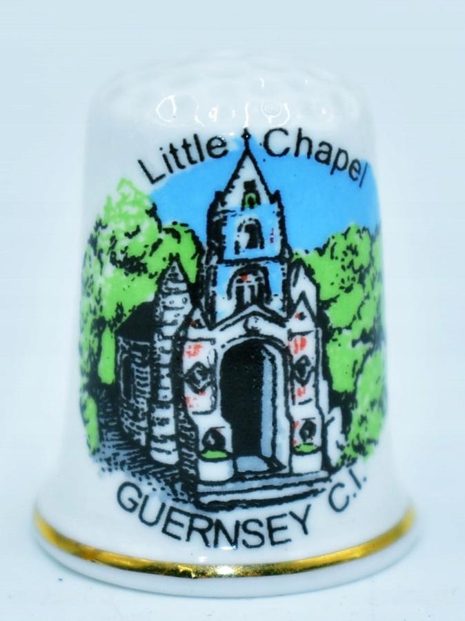 9211-36 ... p#s NAPARSTERK LITTLE CHAPEL GUERNSEY