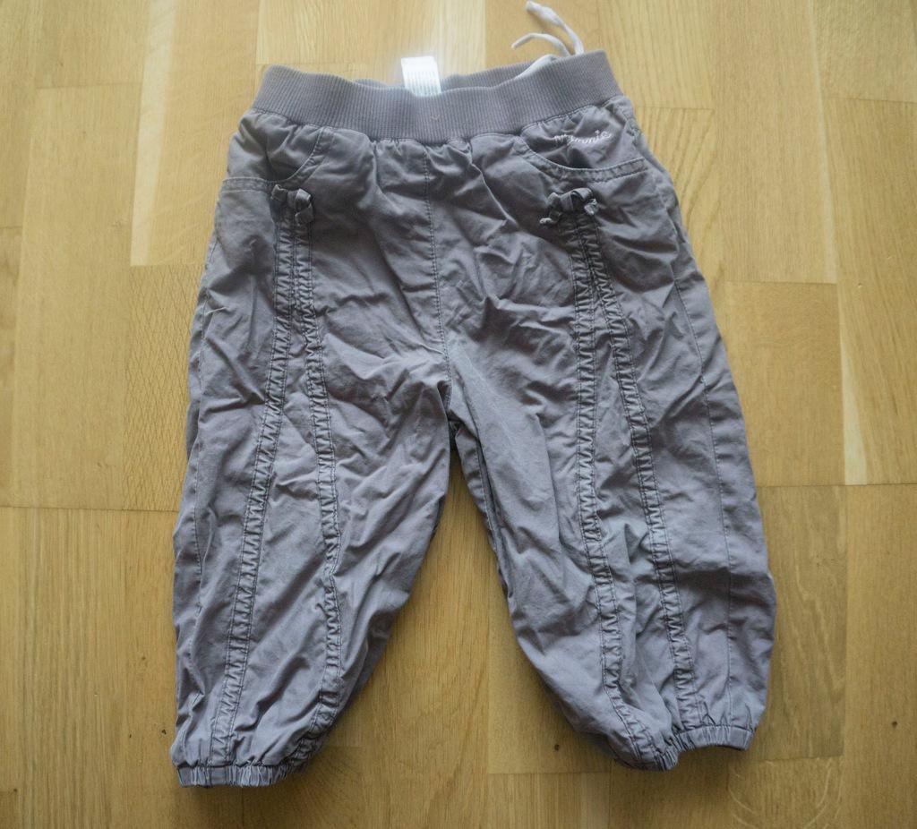 Spodnie materiałowe Disney 80