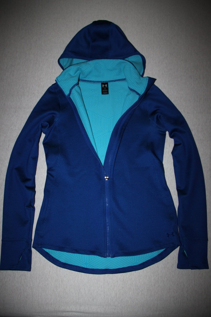 Under Armour Bluza ColdGear Infrared Thermo Full