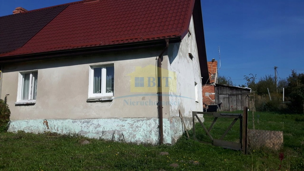 Dom, Przybkowo, Barwice (gm.), 90 m²