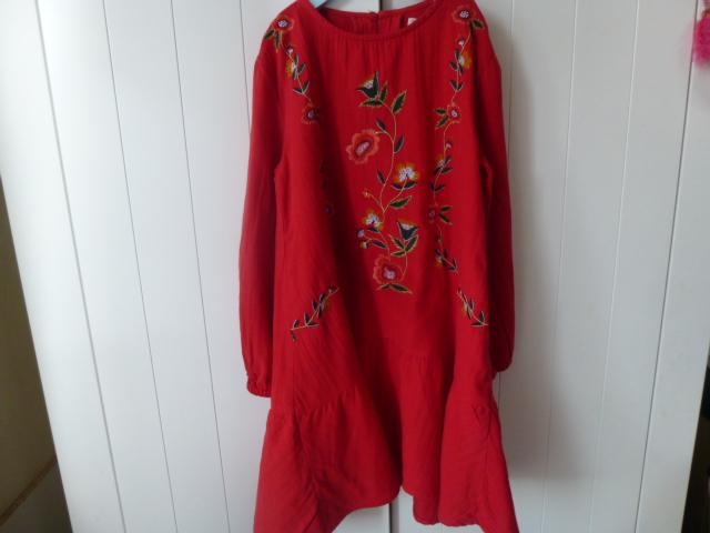 Super sukienka tunika ZARA boho 7 122