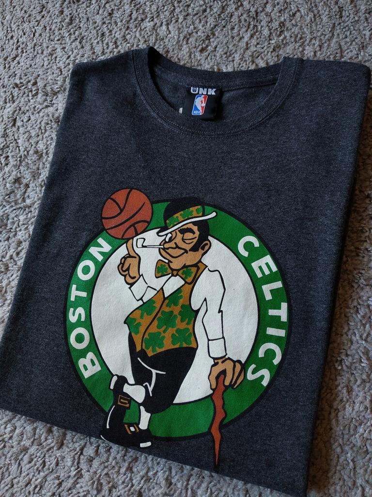 T-shirt NBA Boston Celtics, r. M, Bulls, Lakers