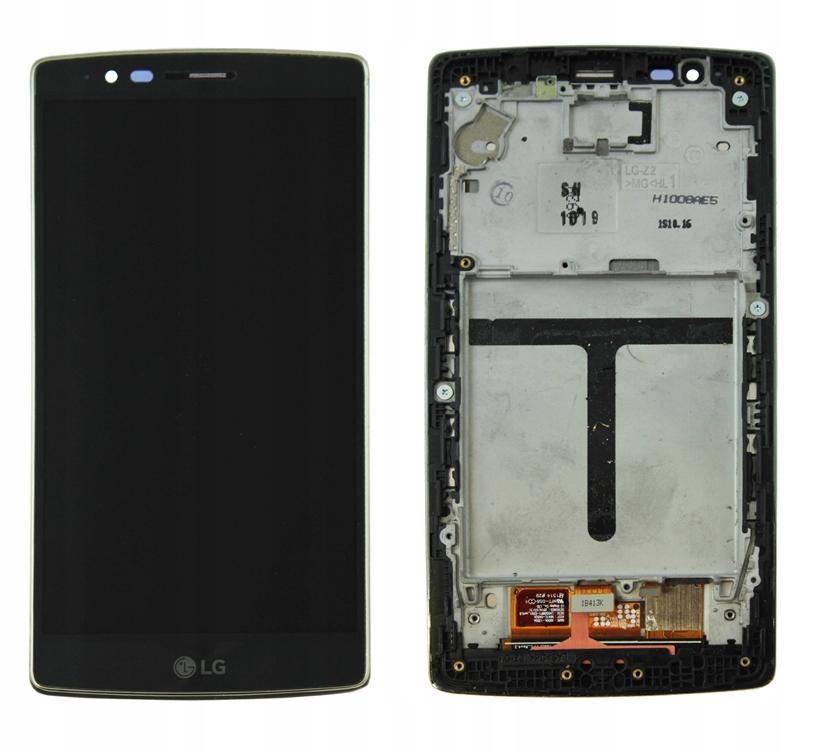 ORYGINALNY WYŚWIETLACZ LCD LG G FLEX 2 H955