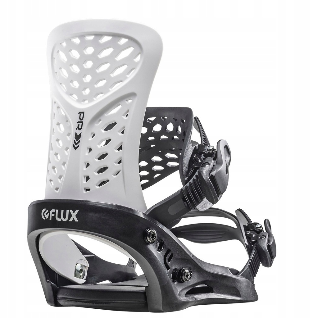 Wiązania Flux PR 19/20 Black/White L