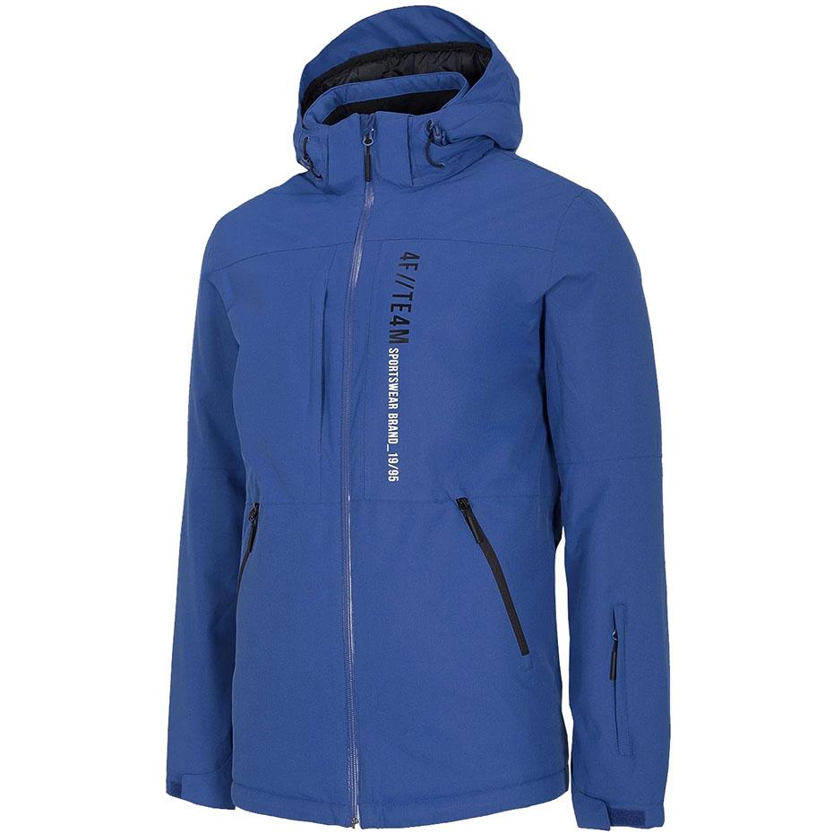 Kurtka męska narciarska 4F kobalt H4Z20 KUMN003 36