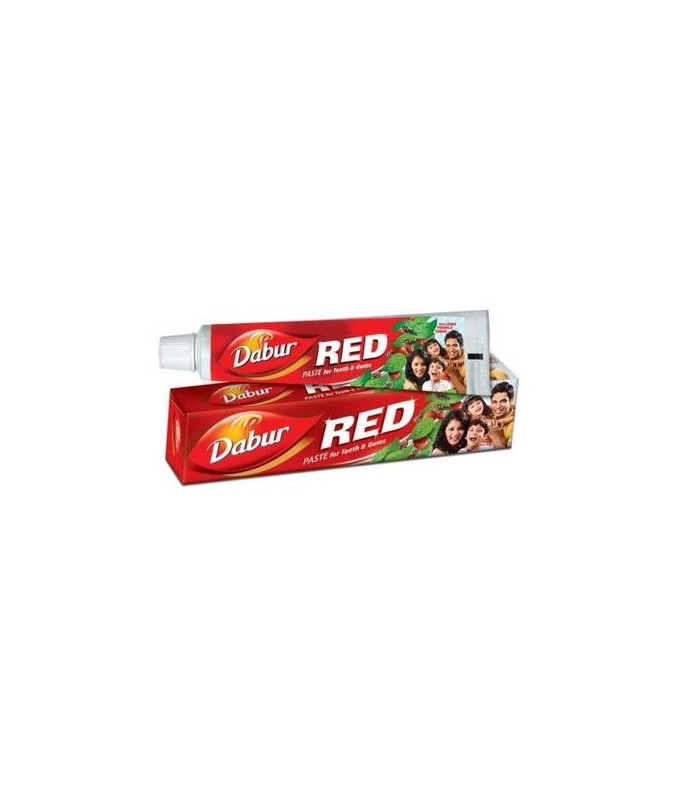 Pasta Do Zębów Red 200g Dabur UK