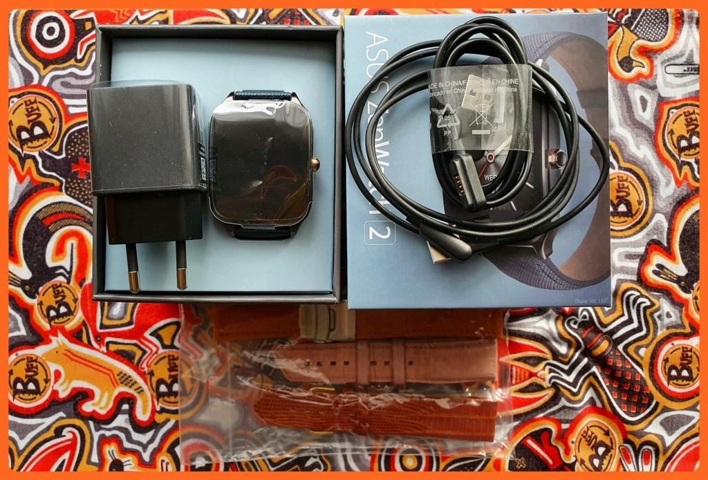 ASUS ZenWatch 2 WI501Q + GRATISY