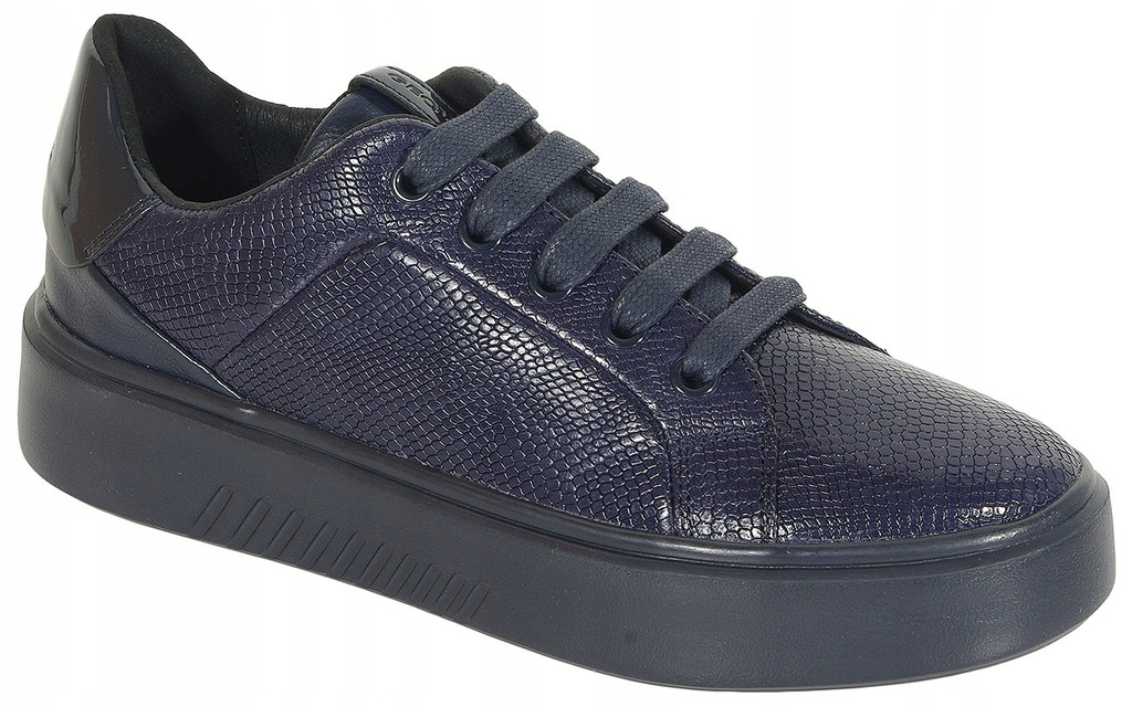 GEOX Nhenbus D sneakers pr. buffalo navy 38