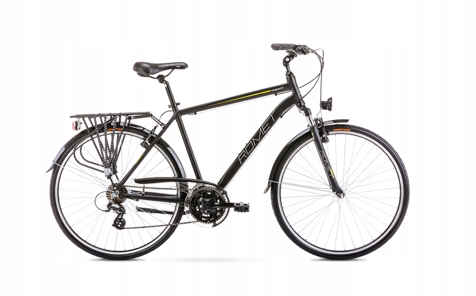 2028323 - 23 XL Rower ROMET WAGANT 1 czarno-pomara
