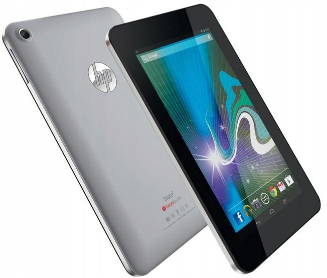 Tablet HP SLATE 7 8GB Wi-Fi BT ANDROID KAMERA