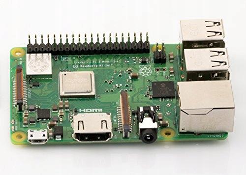 Raspberry 1373331 Pi 3 Model B + płyta główna 1 GB