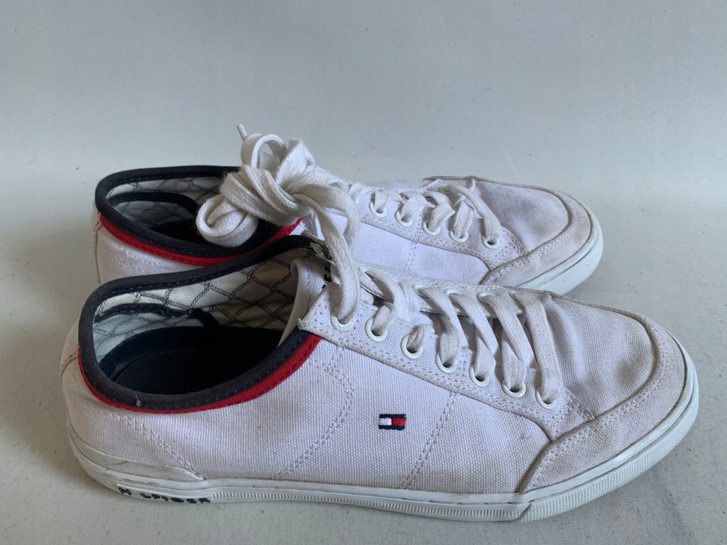 TOMMY HILFIGER CORE CORPORATE TEXTILE SNAKERS 40