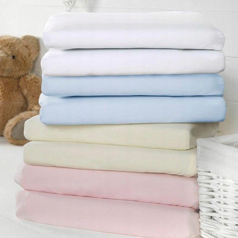Bizzi Growin Pink Sheets 2 Pack Prześcieradełka ró