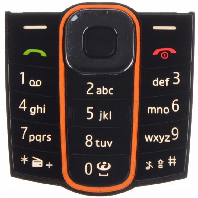 Klawiatura Nokia 2600 Classic przyciski
