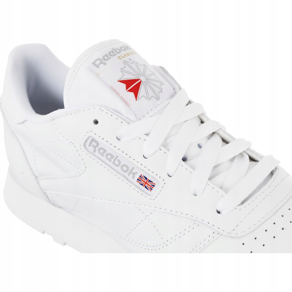 Reebok D Classic Leather 232 Int White 2232 Sportowe