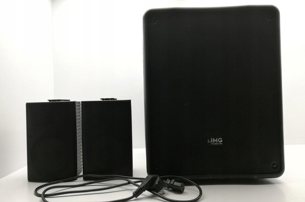 System nagłośnieniowy IMG Stage Line Triton350