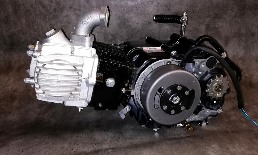 Silnik Cross Kxd 607 608 125 110cc Nowy Gwar 24m 8284233132 Oficjalne Archiwum Allegro