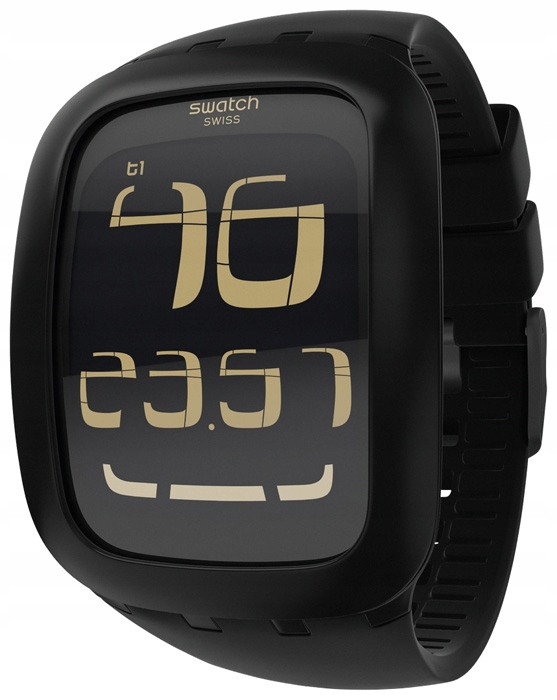 Swatch SURB100 Swatch Touch Black