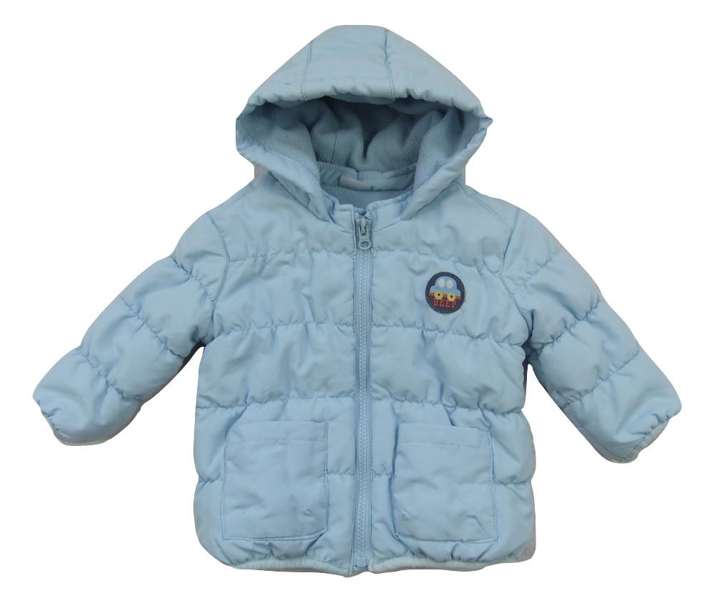 Cherokee Niebieska kurtka dla chłopca 74cm