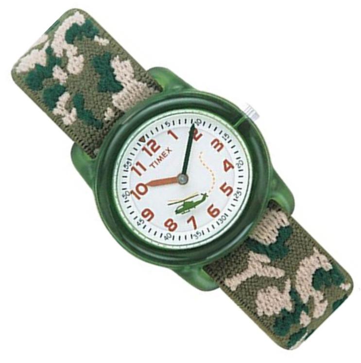 Dziecięcy zegarek dla chłopca Timex T78141 WysFREE