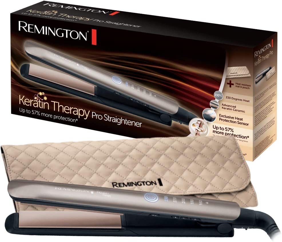 Prostownica Remington Keratin Therapy S8590
