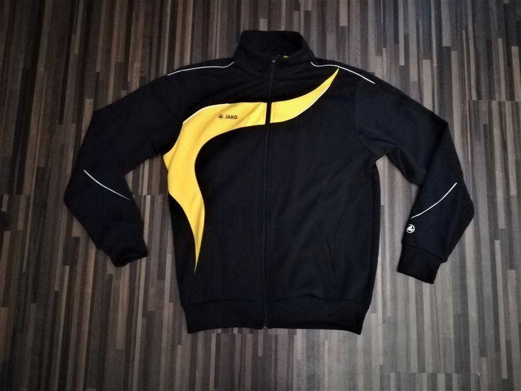 Bluza treningowa JAKO Black EDITION!!Rozm.164